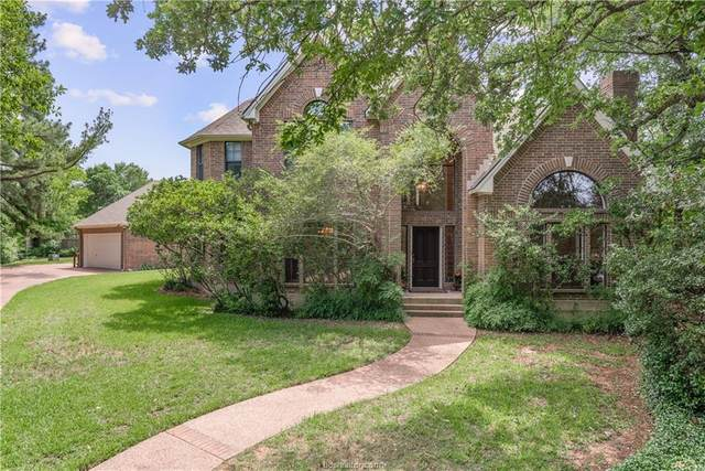 9310 Amberwood Court, College Station, TX 77845 (MLS #20012438) :: NextHome Realty Solutions BCS