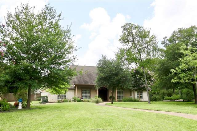 2900 Camille Drive, College Station, TX 77845 (MLS #20012442) :: NextHome Realty Solutions BCS