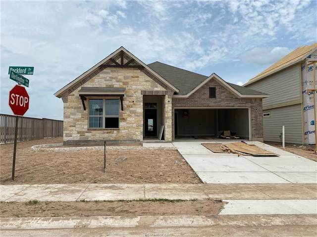 6301 Rockford Drive, College Station, TX 77845 (MLS #20012448) :: Treehouse Real Estate