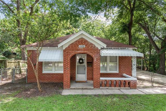 1105 E 25th Street, Bryan, TX 77803 (MLS #20012449) :: Chapman Properties Group