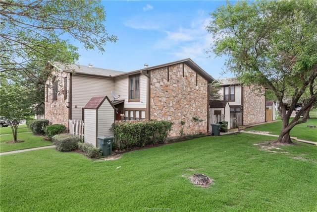 2411 De Lee Street #5, Bryan, TX 77802 (MLS #20012452) :: NextHome Realty Solutions BCS