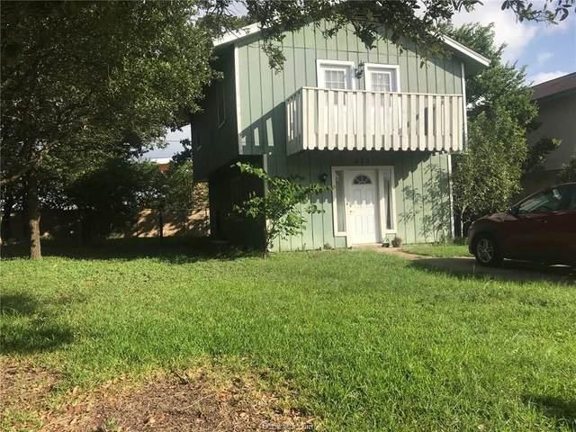 613 Peyton Street, College Station, TX 77840 (MLS #20012453) :: BCS Dream Homes
