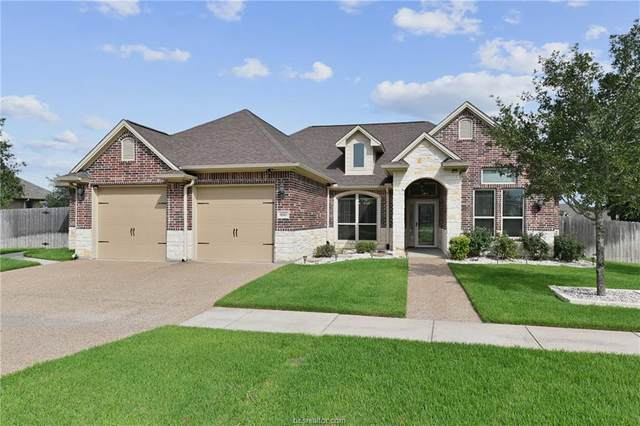 4642 River Rock Drive, Bryan, TX 77808 (MLS #20012457) :: Cherry Ruffino Team