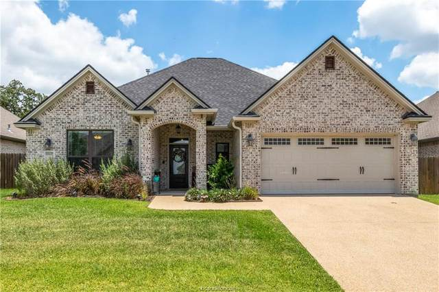 15607 Long Creek Lane, College Station, TX 77845 (MLS #20012464) :: The Lester Group