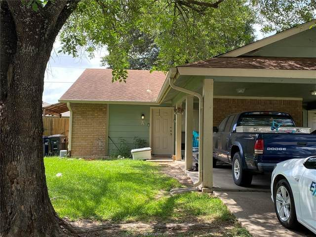 709 San Mario Court A, College Station, TX 77845 (MLS #20012497) :: The Lester Group