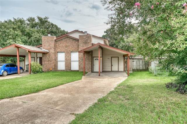 2912 Forest Bend Drive, Bryan, TX 77801 (MLS #20012514) :: BCS Dream Homes