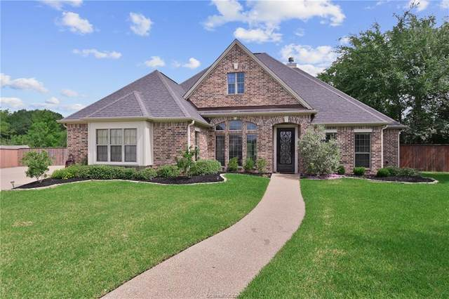2806 Althea Court, Bryan, TX 77808 (MLS #20012520) :: BCS Dream Homes
