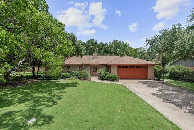 1805 Southwood Drive, College Station, TX 77840 (MLS #20012531) :: NextHome Realty Solutions BCS