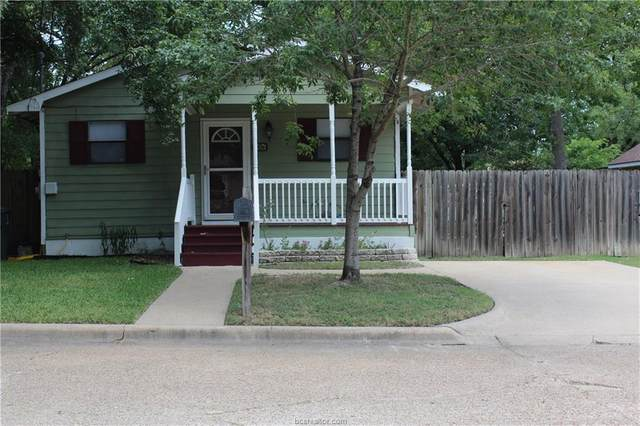 906 Travis Street, Bryan, TX 77803 (MLS #20012534) :: Chapman Properties Group