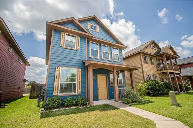 908 Eagle Avenue, College Station, TX 77845 (MLS #20012539) :: Chapman Properties Group