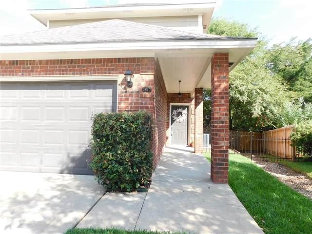 2517 Boonville Street, Bryan, TX 77808 (MLS #20012549) :: Treehouse Real Estate
