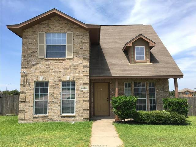 4030 Southern Trace Drive, College Station, TX 77845 (MLS #20012558) :: The Lester Group