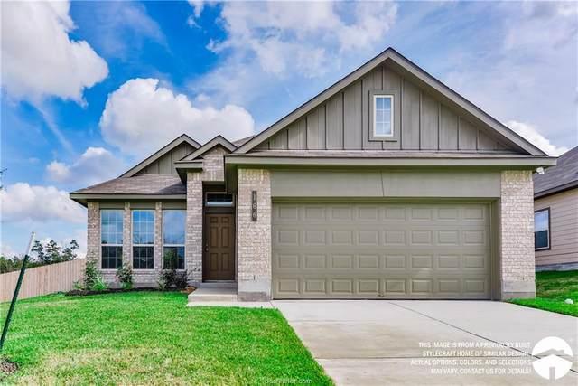 3708 Mckenzie Street, Bryan, TX 77803 (MLS #20012571) :: Treehouse Real Estate