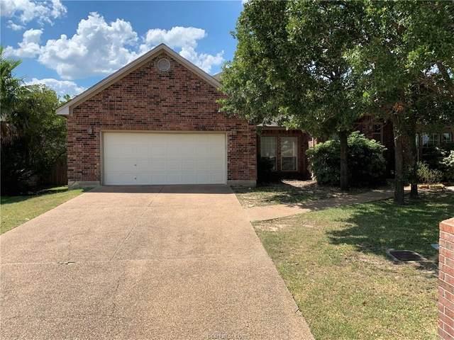 1609 Panther Lane, College Station, TX 77840 (MLS #20012594) :: BCS Dream Homes