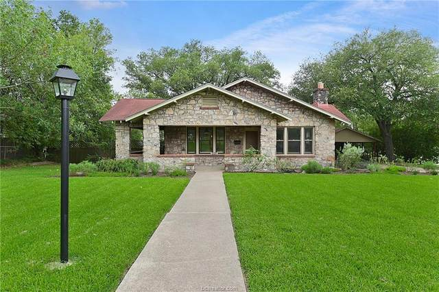 603 E 31st Street, Bryan, TX 77803 (MLS #20012599) :: The Lester Group