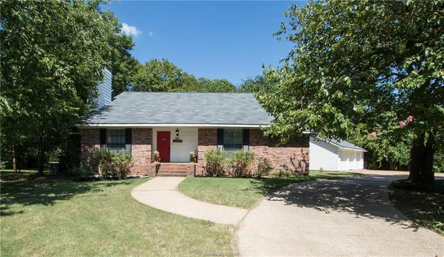 827 Vine Street, Bryan, TX 77802 (MLS #20012611) :: Treehouse Real Estate
