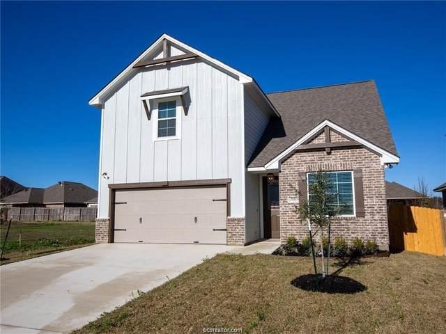 2516 Cordova Ridge Ct, College Station, TX 77845 (MLS #20012628) :: The Lester Group