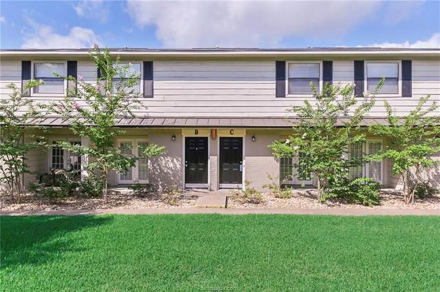 1408 Summit Street C, College Station, TX 77845 (MLS #20012638) :: Treehouse Real Estate