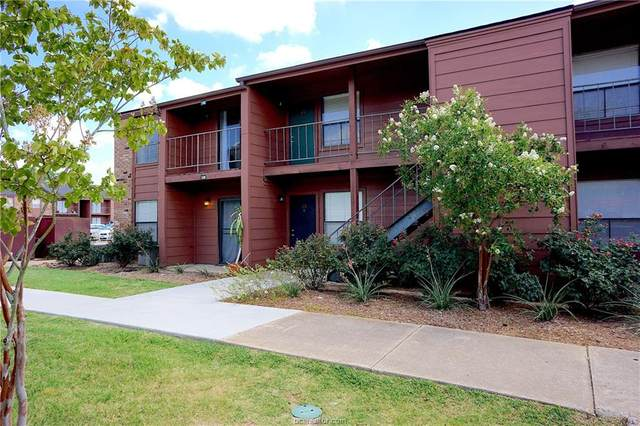 904 University Oaks #140, College Station, TX 77840 (MLS #20012663) :: Treehouse Real Estate