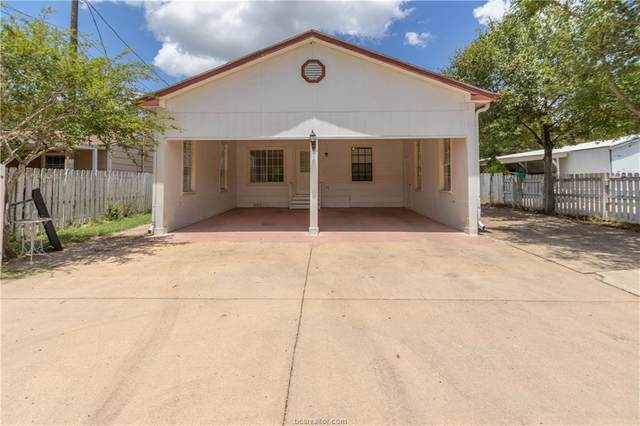 1906 Marshall Avenue, Bryan, TX 77803 (MLS #20012760) :: NextHome Realty Solutions BCS