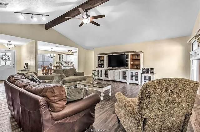 2602 Briar Oaks Drive, Bryan, TX 77802 (MLS #20012776) :: Chapman Properties Group