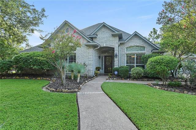 9231 Brookwater Circle, College Station, TX 77845 (MLS #20012788) :: Cherry Ruffino Team