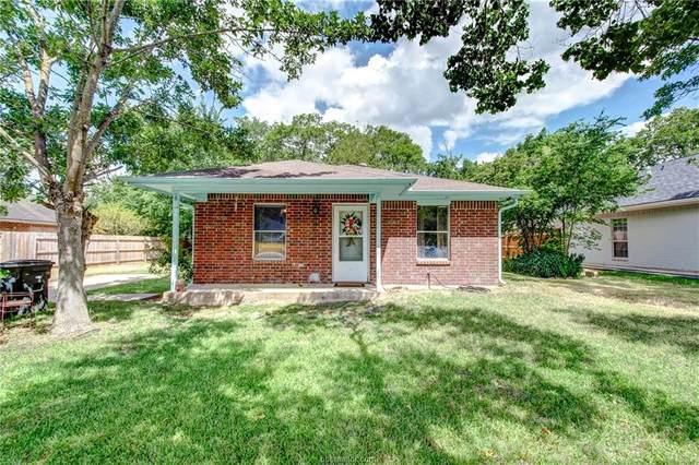 109 Sterling, College Station, TX 77840 (MLS #20012791) :: Chapman Properties Group