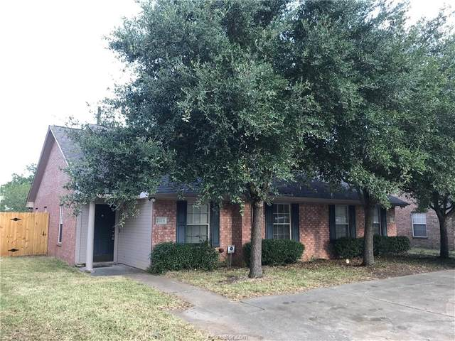 2112 Hidden Hollow Circle A&B, Bryan, TX 77807 (MLS #20012810) :: RE/MAX 20/20