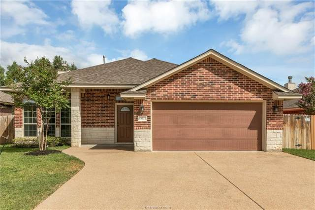 912 Dove Run Trail, College Station, TX 77845 (MLS #20012821) :: Treehouse Real Estate