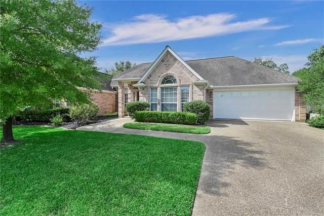2106 Williams Way, Bryan, TX 77808 (MLS #20012823) :: Chapman Properties Group