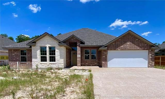 4816 Knight Drive, Bryan, TX 77802 (MLS #20012838) :: NextHome Realty Solutions BCS