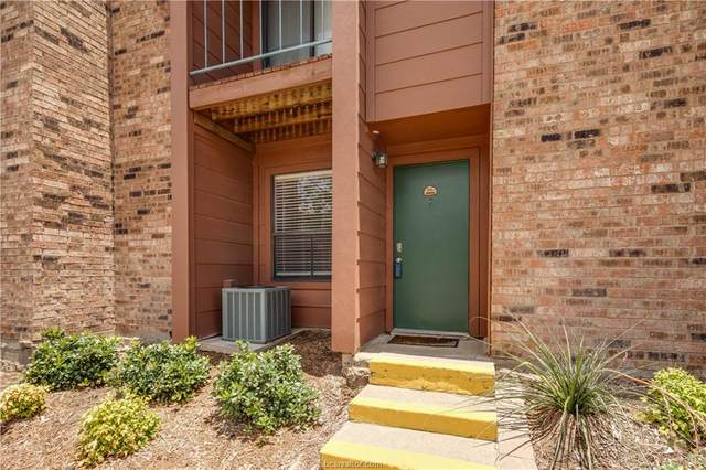 904 University Oaks #66, College Station, TX 77840 (MLS #20012863) :: NextHome Realty Solutions BCS
