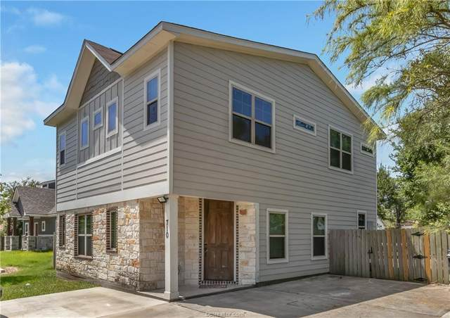 710 Pasler Street, College Station, TX 77840 (MLS #20012879) :: NextHome Realty Solutions BCS