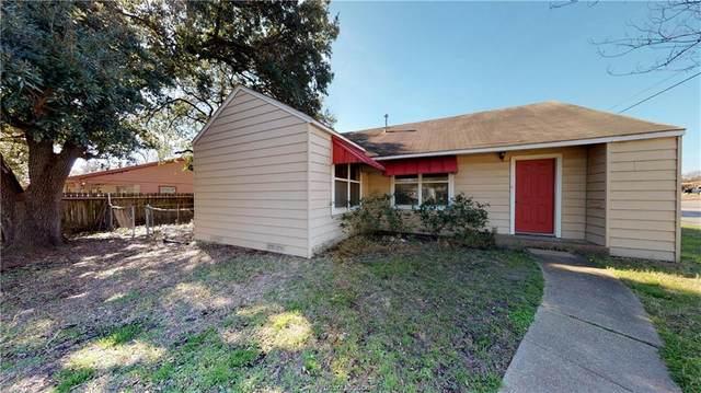 1101 E 30th Street, Bryan, TX 77802 (MLS #20012884) :: The Lester Group