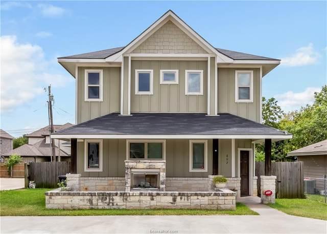 802 Fairview, College Station, TX 77840 (MLS #20012894) :: Chapman Properties Group