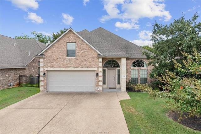 1734 Creekside Circle, College Station, TX 77845 (MLS #20012910) :: Cherry Ruffino Team