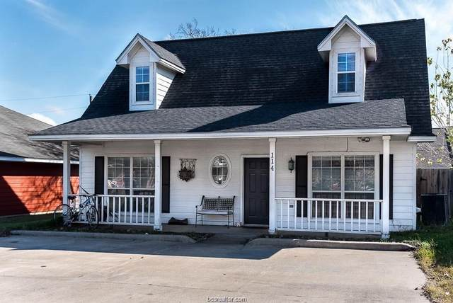 114 Southland Street, College Station, TX 77840 (MLS #20012960) :: Chapman Properties Group