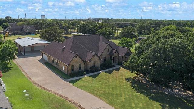 9924 Hunters Hollow, College Station, TX 77845 (MLS #20012971) :: Chapman Properties Group