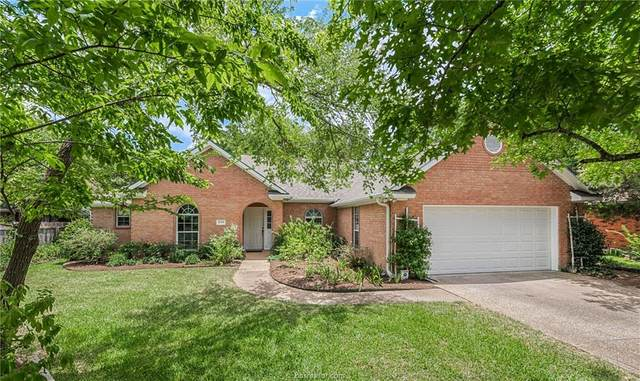 2606 Wingate Court, College Station, TX 77845 (MLS #20013026) :: Chapman Properties Group