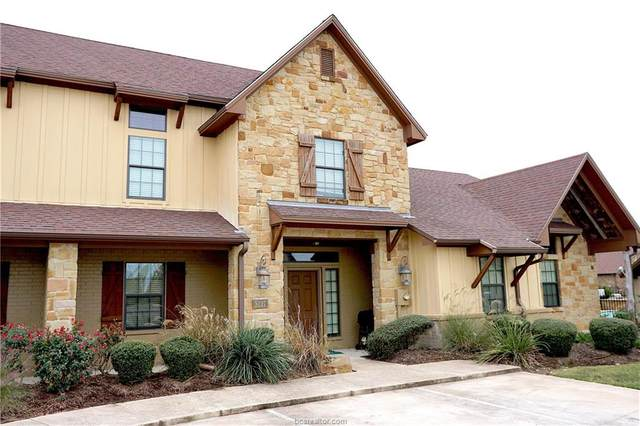 3227 Sergeant Drive, College Station, TX 77845 (MLS #20013034) :: Cherry Ruffino Team
