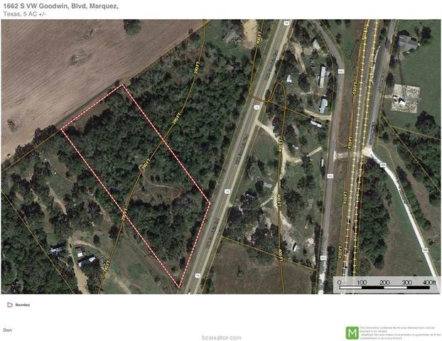 1662 W South Vw Goodwin Boulevard, Marquez, TX 77865 (MLS #20013051) :: Treehouse Real Estate