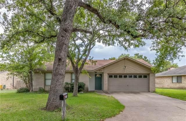 1614 Treehouse, College Station, TX 77845 (MLS #20013058) :: Cherry Ruffino Team