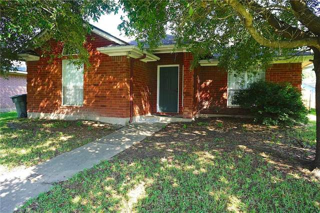 805 Azalea Court, College Station, TX 77840 (MLS #20013112) :: My BCS Home Real Estate Group