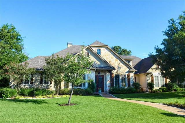 1017 Lyceum, College Station, TX 77840 (MLS #20013117) :: NextHome Realty Solutions BCS