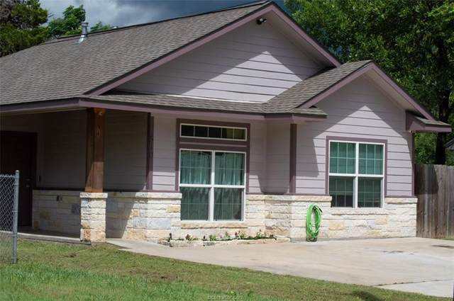 510 W 15th Street, Bryan, TX 77803 (MLS #20013122) :: Treehouse Real Estate