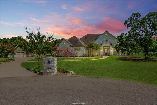 18044 Meadowhill Drive, College Station, TX 77845 (MLS #20013124) :: Cherry Ruffino Team