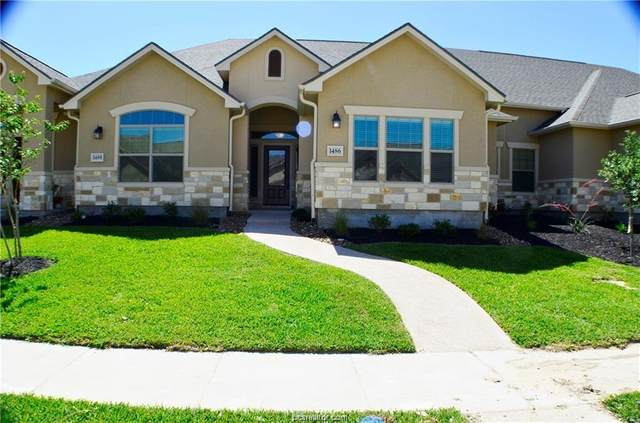 1486 Buena Vista Drive, College Station, TX 77845 (MLS #20013160) :: The Lester Group