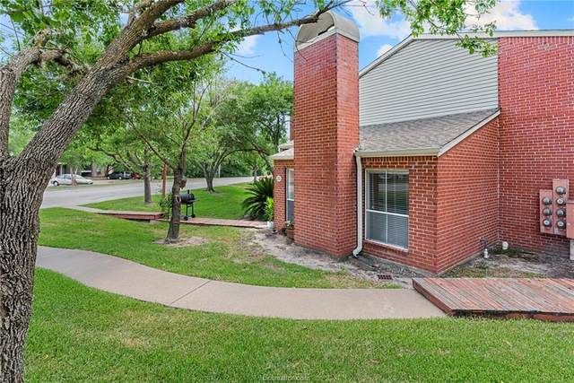 1500 Olympia #35, College Station, TX 77840 (MLS #20013178) :: Treehouse Real Estate