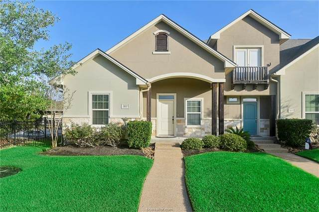 3817 Silverthorne Lane, College Station, TX 77845 (MLS #20013203) :: NextHome Realty Solutions BCS