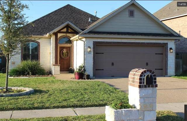 4111 Cripple Creek Court, College Station, TX 77845 (MLS #20013210) :: The Lester Group
